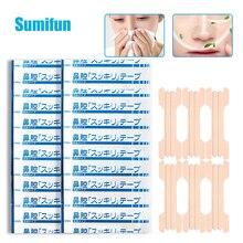 6/30/60PCS Sumifun Anti Snoring Stickers Nasal Strips Easy Breath for Sleeping Anti Snoring Nose Rhi