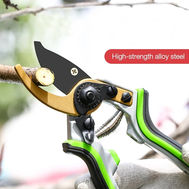 Aianduslõikekäärid, millega saab lõigata 35mm läbimõõduga - Aiatööriistad - Foto 6