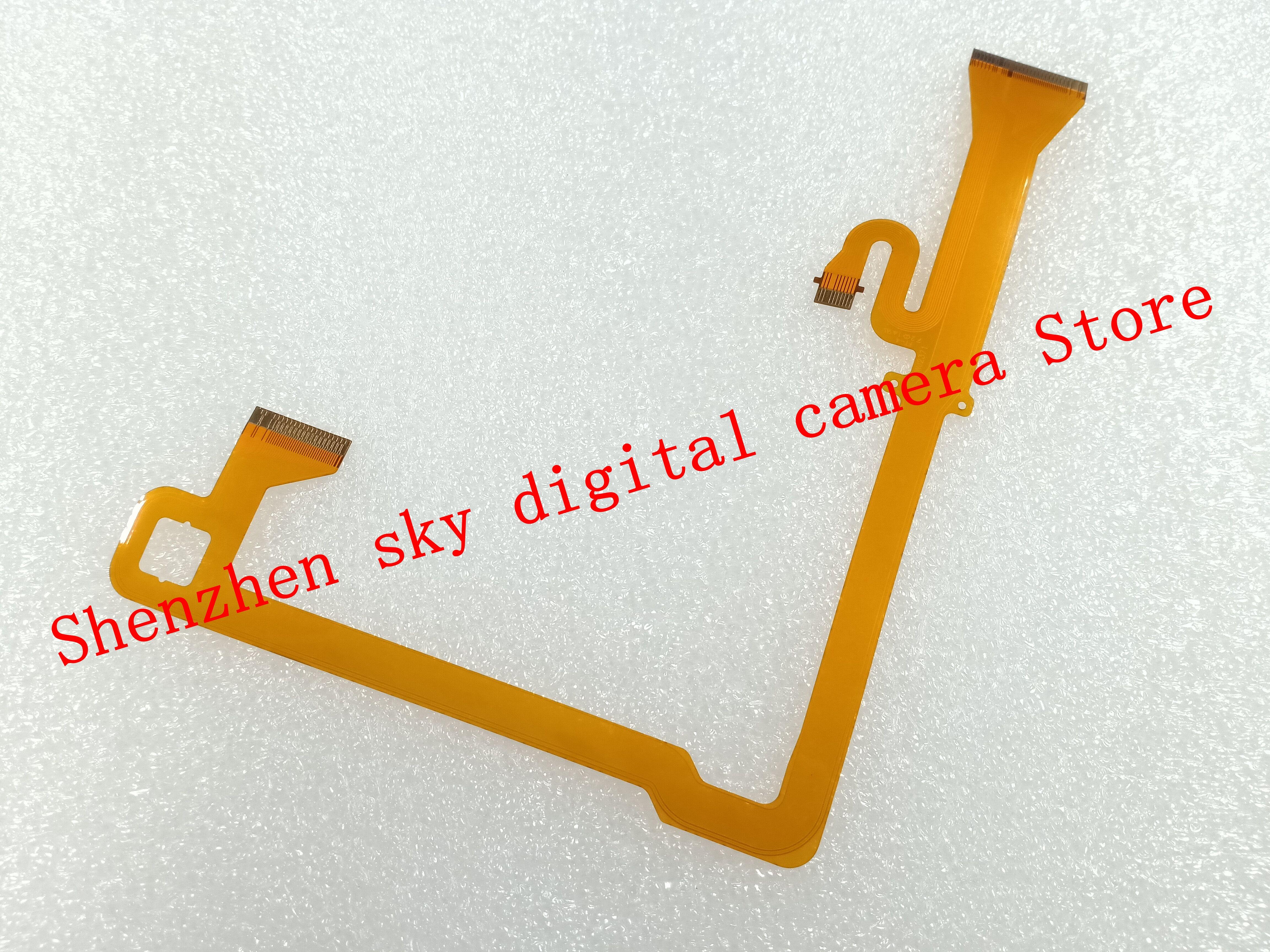 NEW LCD Flex Cable For Panasonic DMC-GH3 DMC-GH4 GK GH3 GH4 Digital Camera Repair Part