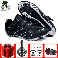 mountain bike shoes sapatilha ciclismo mtb men sneakers women ultra light bike sports self locking professional breathable