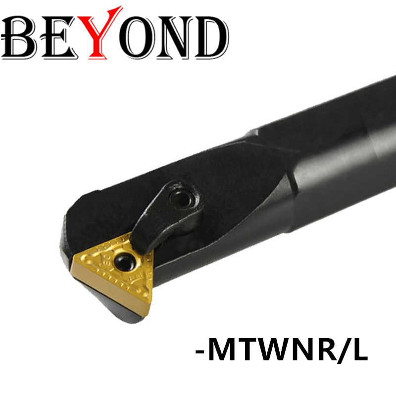 BEYOND S16Q MTWNR S25S-MTWNR16 S20R-MTWNR16 Internal Turning Tool Holder Lathe cutter 25mm Carbide inserts TNMG CNC Boring Bar
