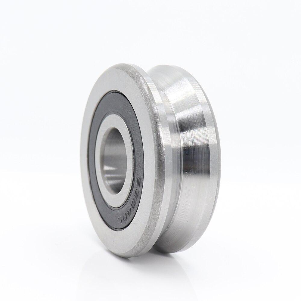 V206222 فولت الأخدود حلقة مانعة للتسرب تحمل (1 قطعة) 20*62*22 ملليمتر بكرة حامل عجلات V6/3 V12/5 دليل المسار رلونر تحمل