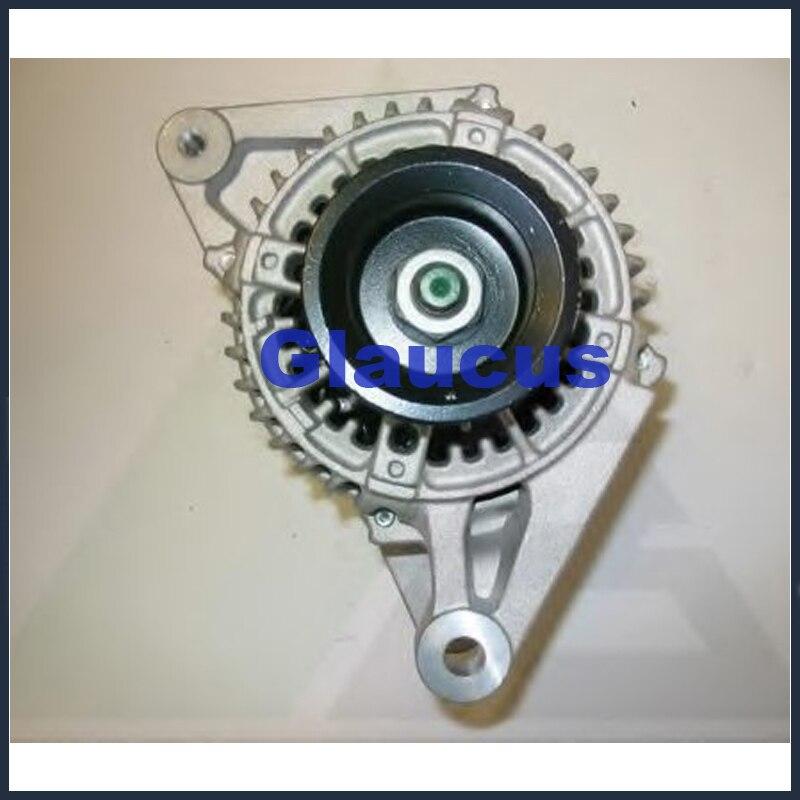 4ZZ 4ZZFE 3ZZ 3ZZFE motor alternador generador para Toyota COROLLA RUNX 1.4L 1398CC 1.6L 1598CC 2000-07, 27060-22140, 27060-22060
