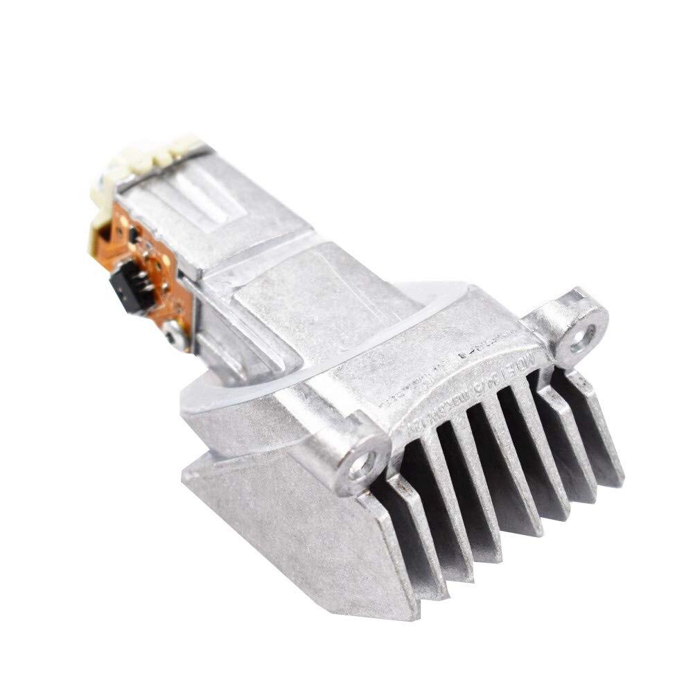 Запасные части для ремонта фар оригинальная фара 1 шт. 63117343876 для ангельских глаз DRL BMW 5-Series F10 F11 LCI