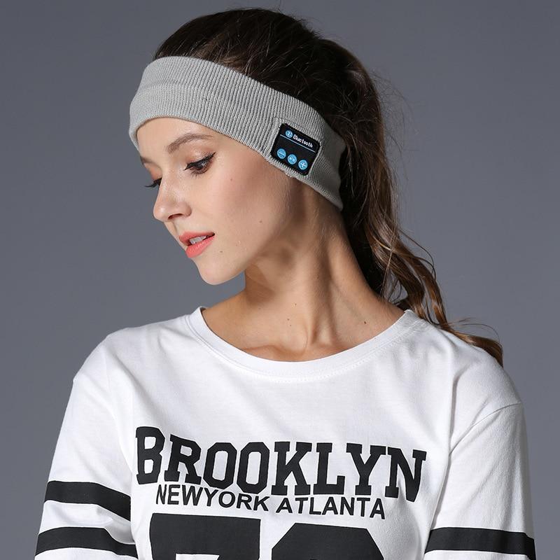 Bluetooth Headband Sleep Headphones Wireless Music Sport Headbands Sleeping Earphones SleepPhones
