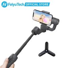 FeiyuTech Feiyu Vimble 2 stabilisateur tenu dans la main de cardan de Smartphone pour la corée avec le poteau dextension de 183mm pour liphone X 8 7 XIAOMI
