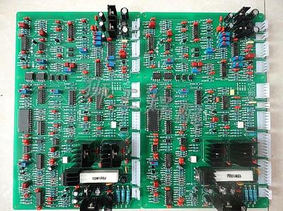 NBC500 NBC350 لوحة التحكم لوحة دوائر كهربائية لوحة تحكم رئيسية من العاكس تيار مستمر IGBT اثنين حماية آلة لحام وحدة الاستشعار