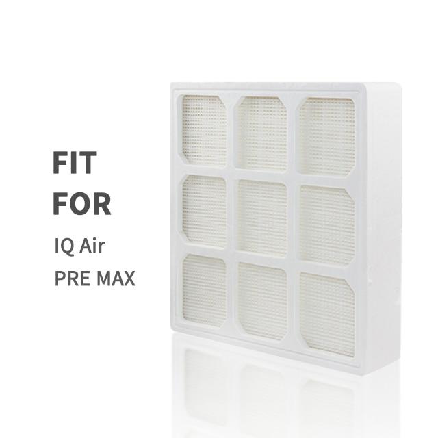 بديل ل IQAir HealthPro 100/150/250/250 Plus ل PreMax / V5-Cell MG/هايبر HEPA فلتر لتنقية الهواء