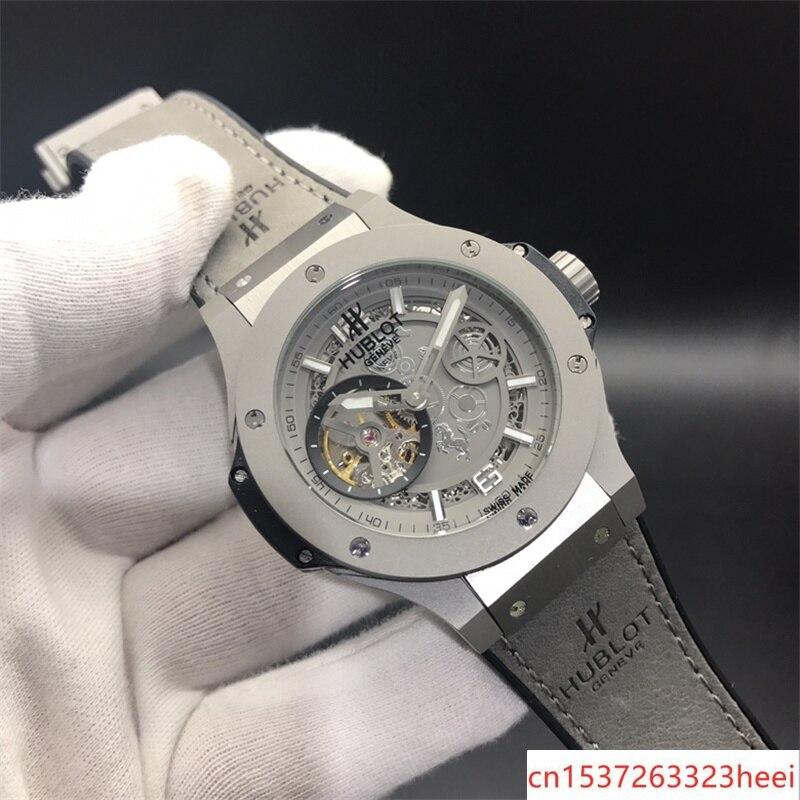 NEW NOVELTIES Luxury Brand Mens Watches Mechanical Wristwatches Stainless Steel Strap men's wristwat