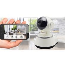Home Security 720P IP Kamera Wireless Smart WiFi Kamera WI-FI Nachtsicht Überwachung Baby Monitor HD Mini CCTV Kamera v380 EU