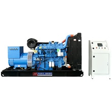 Générateur diesel 400kw 400v à vendre 500kva