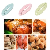 lobster crab cracker crab claws sheller walnut nut clip sea food tool kitchen gadgets available home kitchen seafood tool