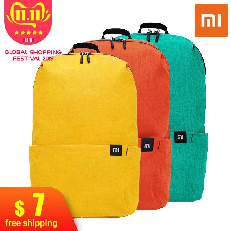 Originale Xiaomi 10L Zaino Sacchetto Impermeabile Colorato Petto Pack Borse Sportive Per Il Tempo Libero Unisex per Uomo Donna di Campeggio di Viaggio