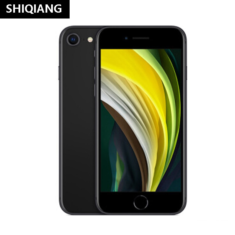 Apple Unlocked Used Original iPhone SE 2 Smartphones 4.7 inch A13 64/128/256GB ROM Hexa Core Cellphones