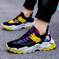 2021 mens casual shoes running sneakers breathable comfortable fashion outdoor walking jogging casual shoes tenis masculino