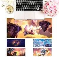 30x90cm teamfight tactics mouse pad pc laptop gamer mousepad anime antislip mat keyboard desk mat for overwatchcs go