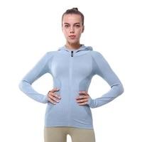 womens sports shirt slim fit long sleeve fitness top yoga short top fitness jacket workout sweatshirt