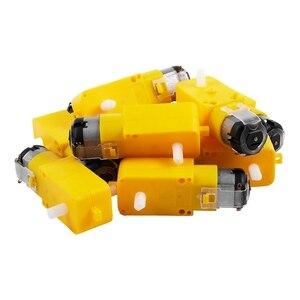 10 Piece Smart Car Tt Motor Launch Smart Car Gear Motor For Arduino