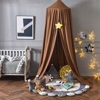 Однотонный балдахин-шатер #3