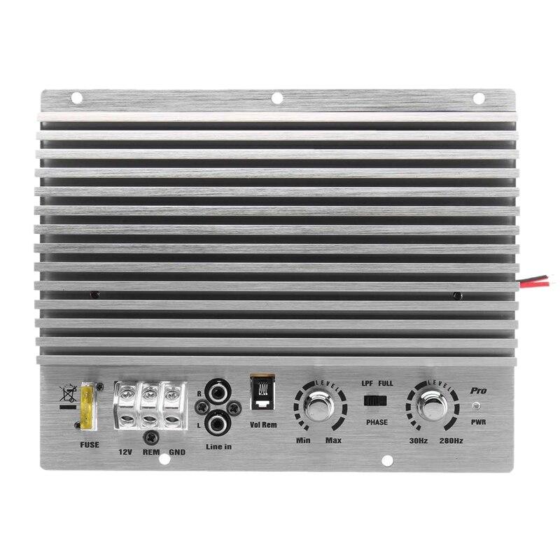 12V 1000W Car Audio Power Amplifier Subwoofer Power Amplifier Board Mono Audio Diy Amplifier Board Car Player