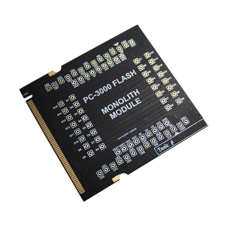 Pc-3000 فلاش المتكاملة رقاقة التخزين flyboard عالية الجودة عملية ترسب الذهب minipci