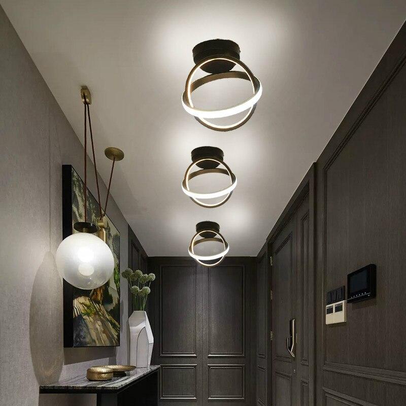 novo quarto led luzes de teto sala estar cozinha corredor varanda entrada luz 28w