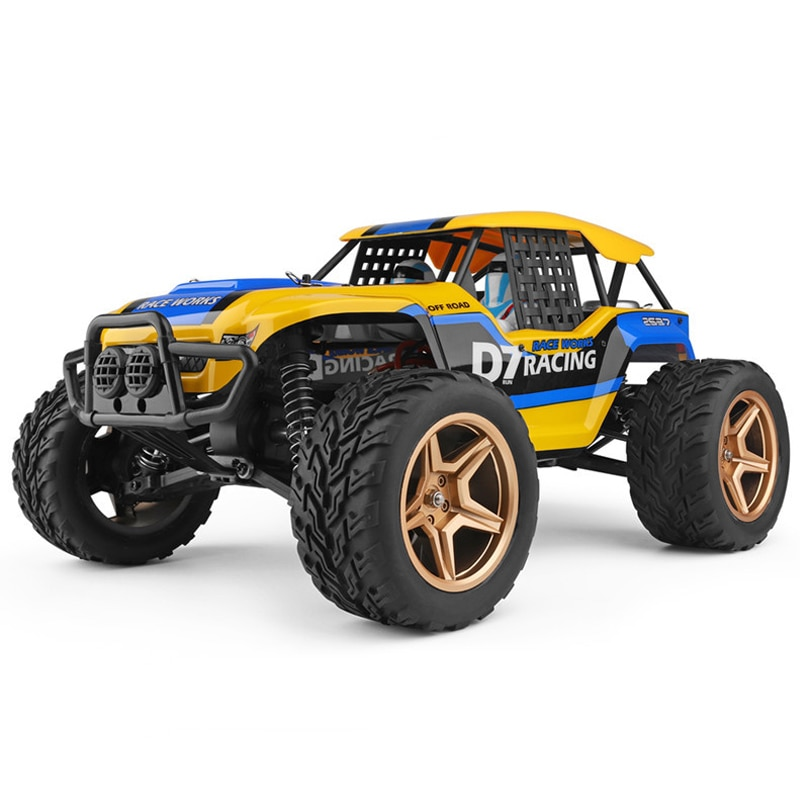 Wltoys 12402-A 1/12 4WD 2.4G RC Car Vehicle Models High Speed 45km/h Remote Control  Adults Off-Road Truck  Toys enlarge