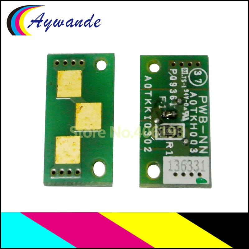 20 x Toner Chip Konica Minolta Bizhub C452 C552 C652 TN613 TN-613 chips de reinicio de cartucho