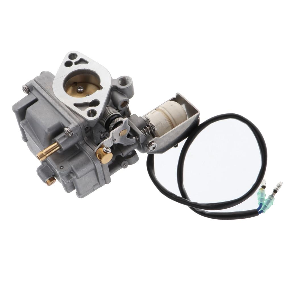 Boat Outboard Carburetor Marine Motor Carbs Carburetor Assy For Yamaha F20 F25 4-Stroke Outboard Motor 65W-14901-00/10/11/12 enlarge
