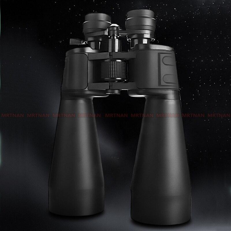 New outdoor high-definition high-power low-light night vision binoculars professional 20-180x100 zoom binoculars