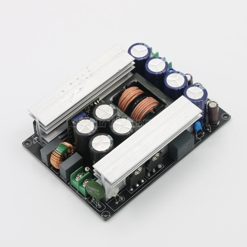 1500W LLC Soft Saída de Comutação da fonte de Alimentação Para Amplificador De Áudio Dupla Tensão 45V 50V 55V ± ± ± ± 60V ± ± 70 80V PSU