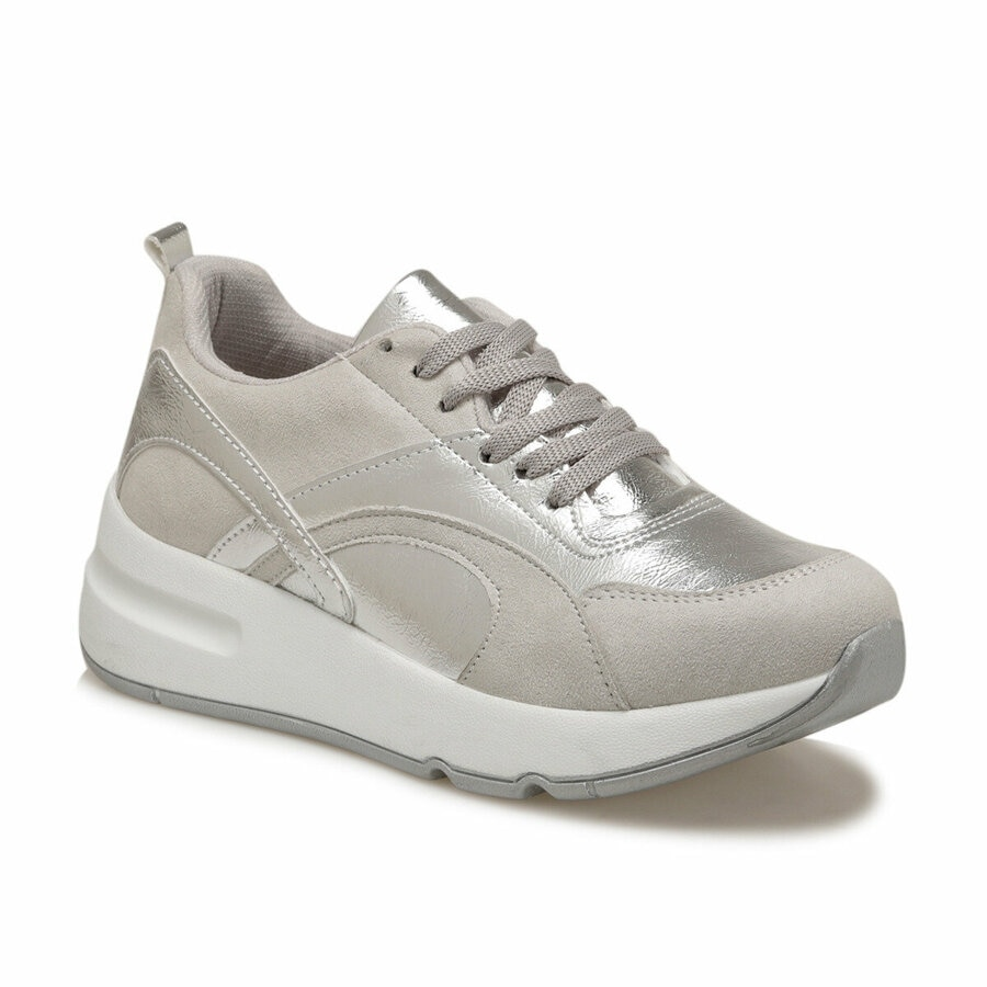Butigo-Zapatillas deportivas para mujer, calzado deportivo para mujer, color gris