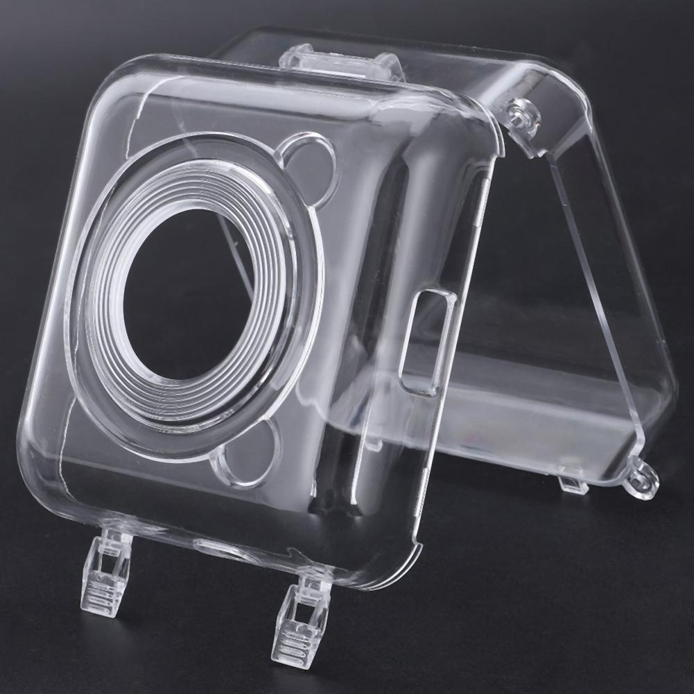 Waterproof Transparent Protective Cover Case Instant Camera Carry Case Handbags for Peripage Photo P