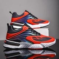 men sneakers outdoor jogging sport shoe mesh cushion fashion breathable tourism thick bottom casual training running tennis shoe