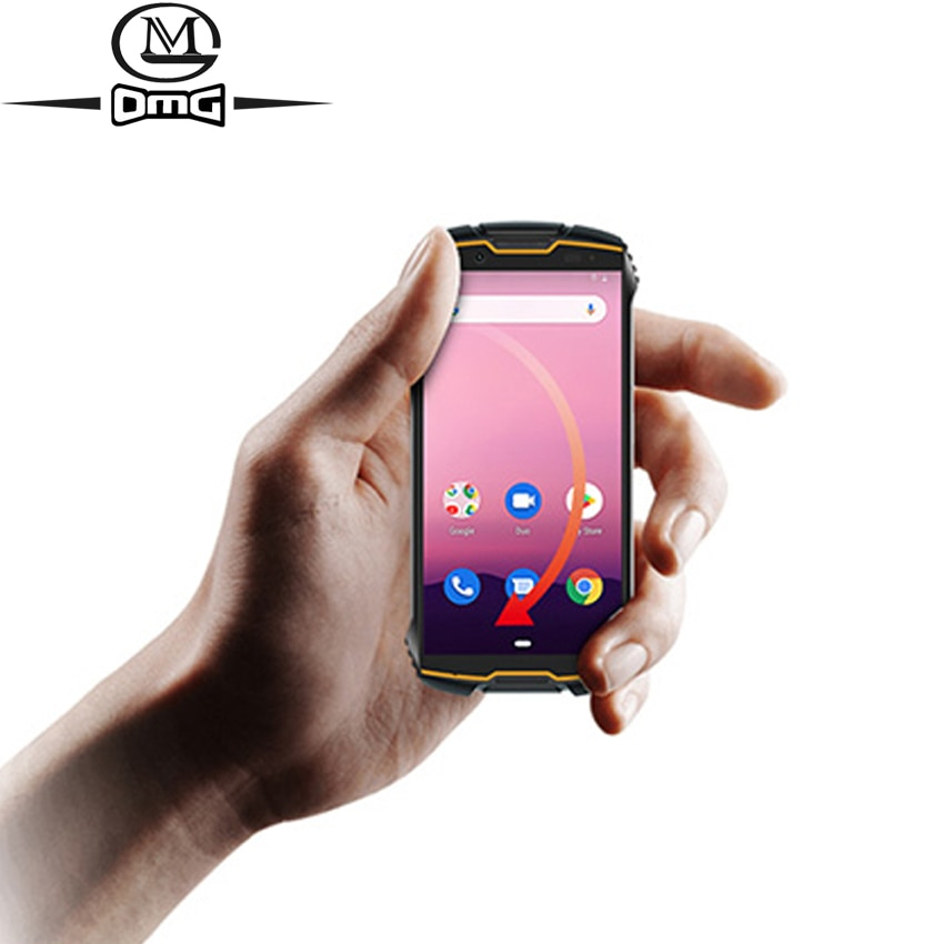 Cubot KingKong 4 inch small mini Android 9.0 Smartphones 4G Quad core Rugged Smartphone 3GB 32GB 13MP Camera mobile phones