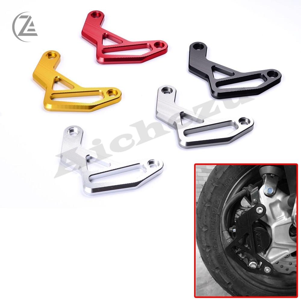 ACZ Motorcycle Rear Brake Cover Protection Rear Brake Caliper Guard Decorative Cover Fit For HONDA ADV 150 ADV150 2019-2020