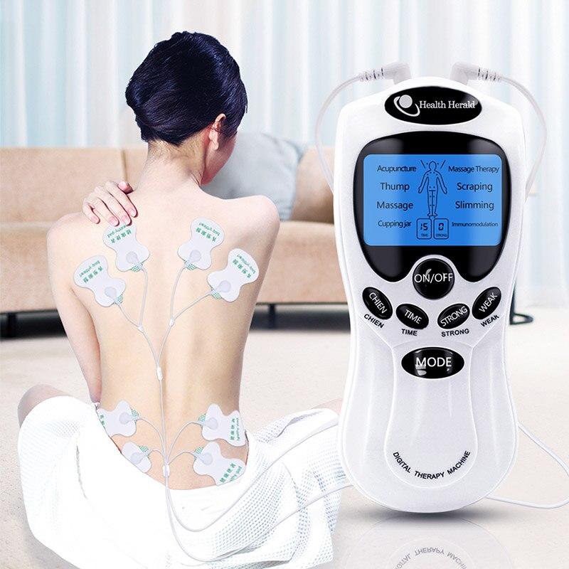 Электрическое устройство для цифровой терапии, электронное устройство для массажа, устройство для улучшения здоровья всего тела