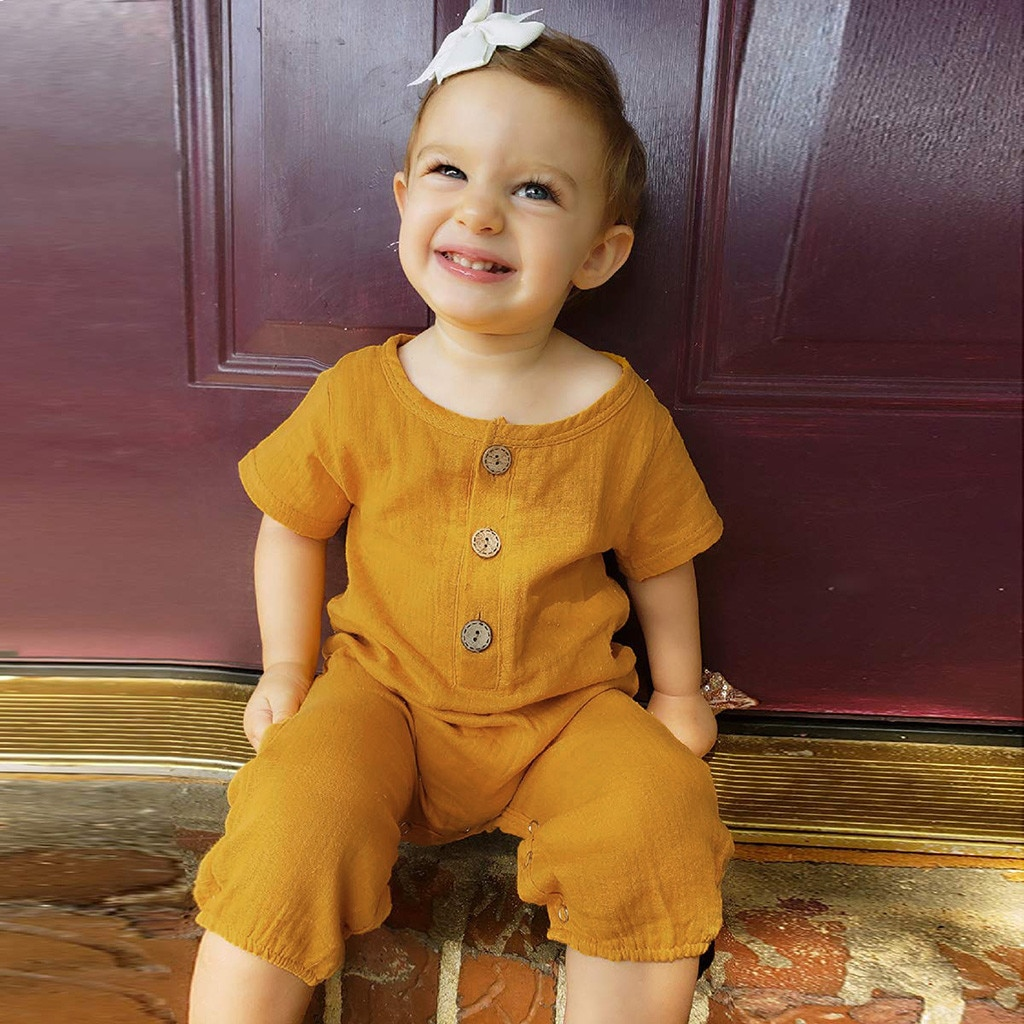 Ropa para bebé niña, pelele para bebé niña, Pelele de invierno pudcoco, disfraz de halloween, mono onesie komb de manga corta de color sólido 6-24m Z4