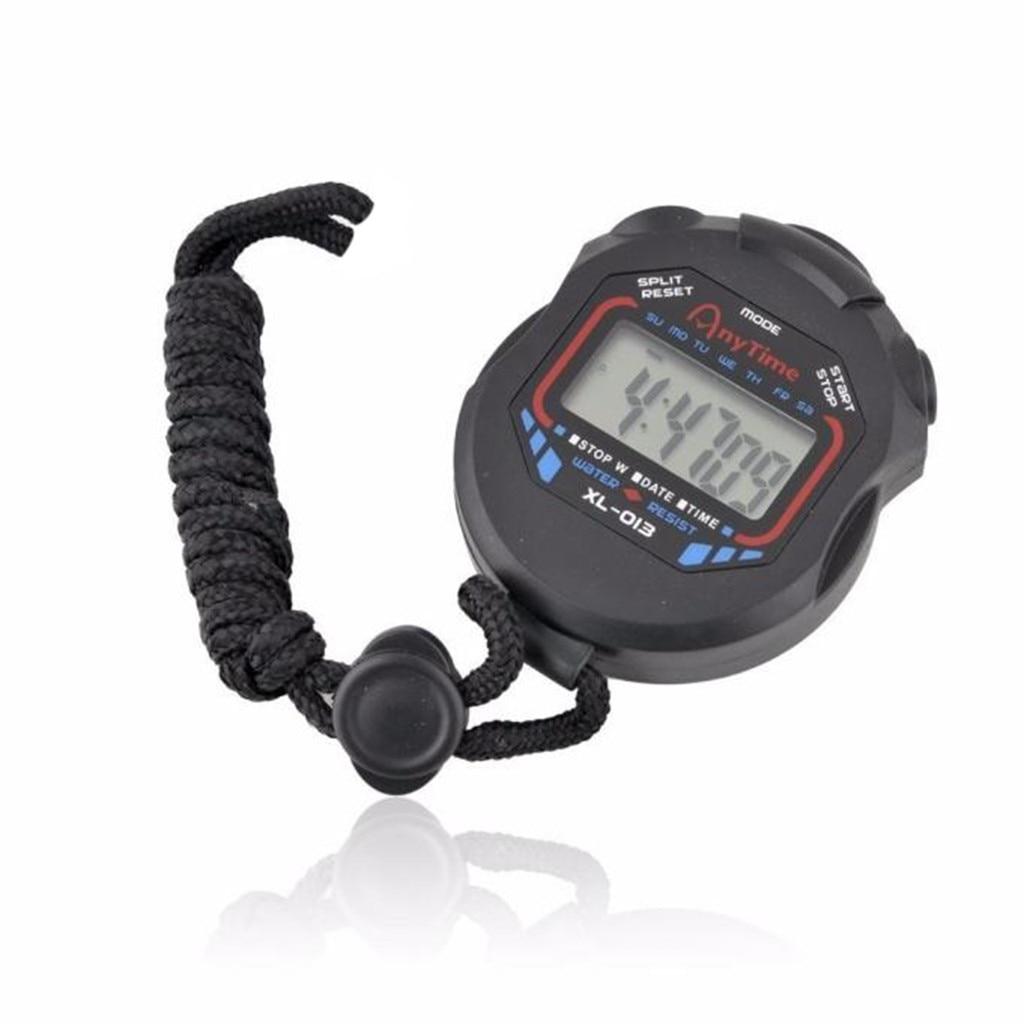 Cronómetro HIINST, cronómetro deportivo, cronómetro Digital profesional de mano LCD, cronógrafo deportivo, cronómetro, equipo de entrenamiento
