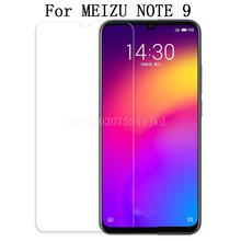 Tempered Glass For Meizu Note 9 Screen Protector Protective Phone Film For Meizu note 9 Case Glass C