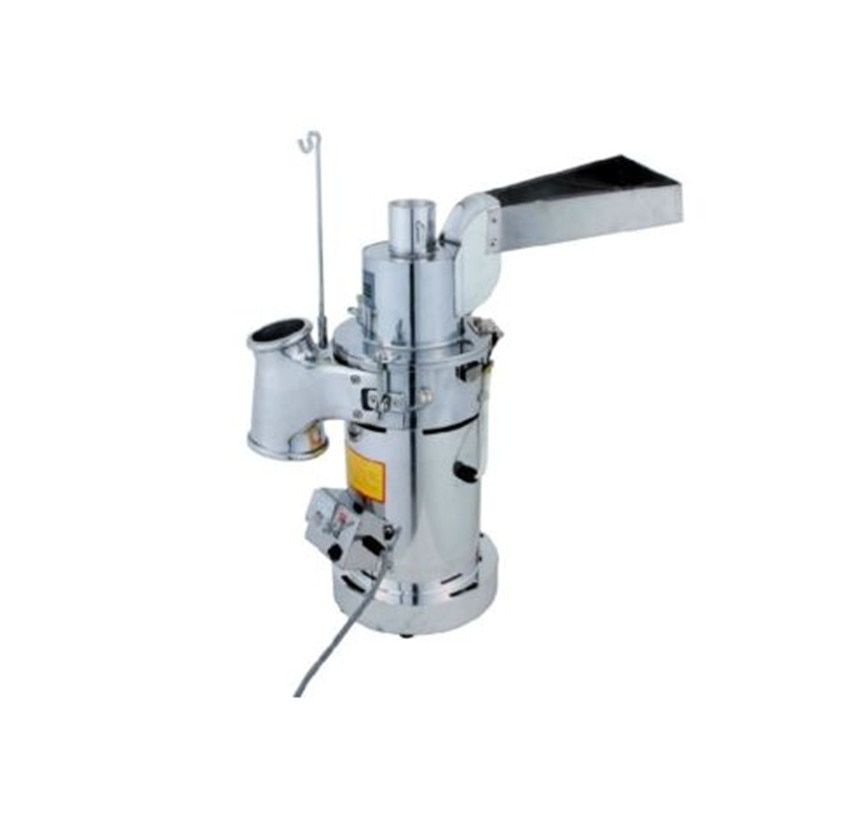 Trituradora de hierba molienda continua tipo mesa automática 20 kg/h DF-20 nuevo RH