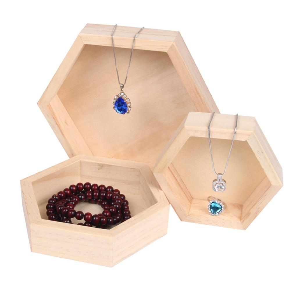Jóias anel expositor organizador caso bandeja titular colar brincos pulseira caixa de armazenamento vitrine jóias suporte