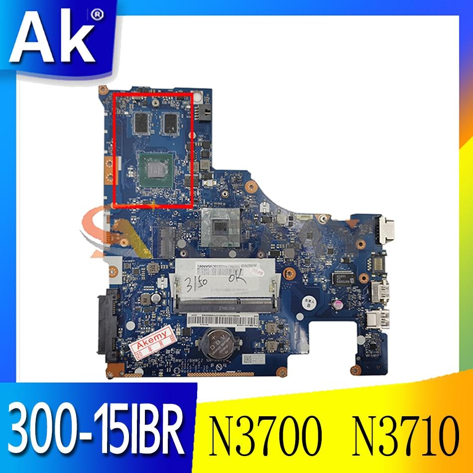 Akemy BMWC1/BMWC2 NM-A471 اللوحة لينوفو 300-15IBR اللوحة المحمول CPU N3700 N3710 GT920M 1G DDR3 100% اختبار العمل