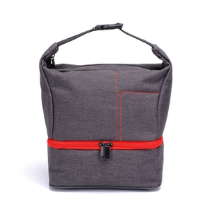 Shock Proof Storage Solid Single Shoulder Travel Large Capacity Anti Scratch Camera Bag Carrying Double Zippers Wear Resistant