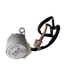 Mp24ba 12 v condicionador de ar pendurado máquina motor deslizante swing flap pequeno guia vento motor varredura
