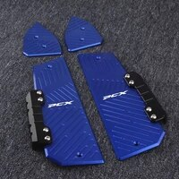 for honda pcx125 pcx150 pcx 125 150 2018 2019 2020 motorcycle footboard steps footrest pedal motorbike foot plate accessories