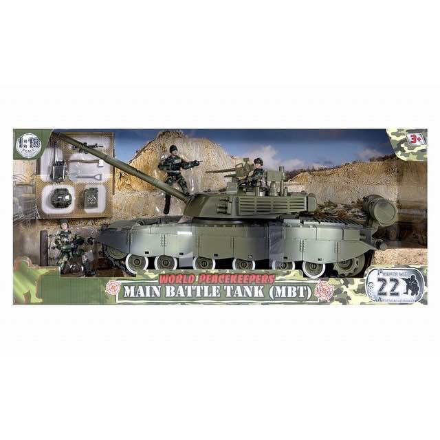 Figuras De Acción De Tanque De Combate Principal Militar Juguete De Colección De Figuras En Miniatura De Juguete Mundo De La Paz 1 18 45 Off