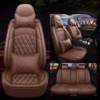 zrcgl universal flx car seat covers for besturn all models b30 b50 b70 x80 b90 x40 auto accessories car styling