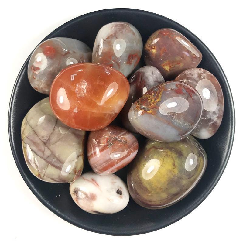 500 г натуральная соль источник агатовый гравий грубый камень украшения минералов и натуральных камней
