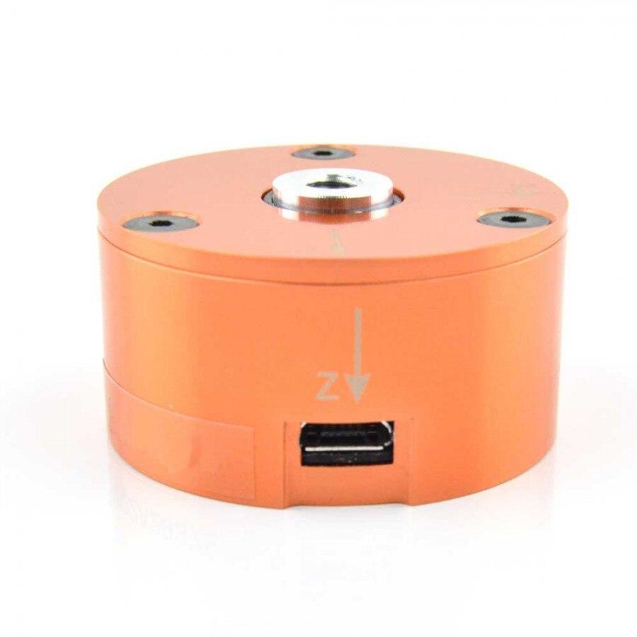 مستشعر ضغط صناعي صغير الحجم 39 مللي متر ، مستشعر ضغط ثلاثي المحاور ، 10 كجم ، واجهة USB ، شحن مجاني